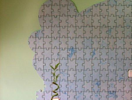 Wyjątkowe puzzle z gipsu oryginalny produkt.