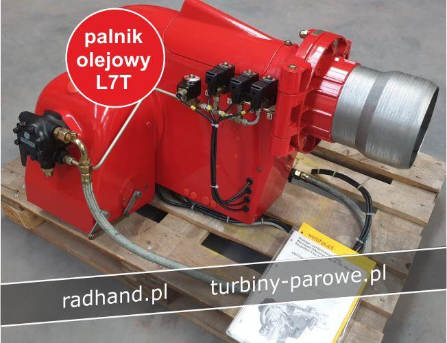 palnik olejowy weishaupt R7T