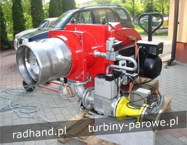 palnik olejowo-gazowy RGL50